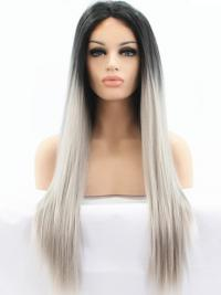 Best Straight Human Hair For Black Women Ombre/2 Color Long Length